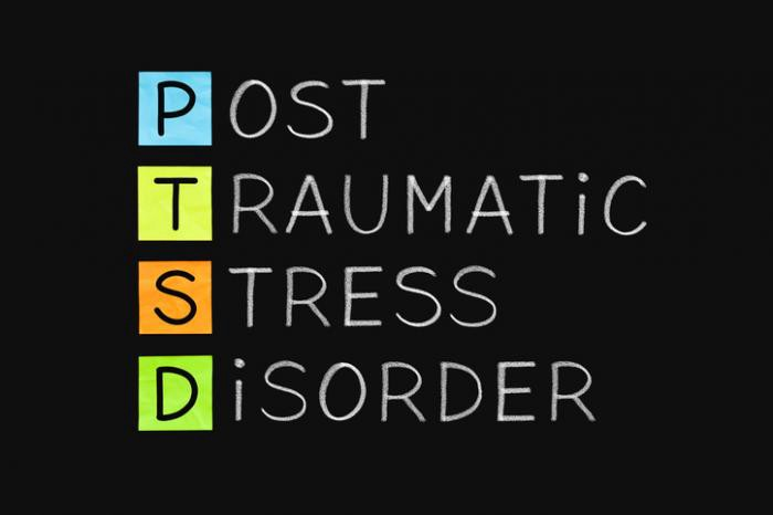 respond to PTSD struggler