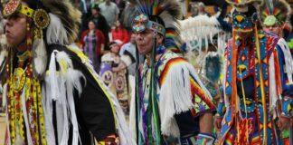Powwow tribe