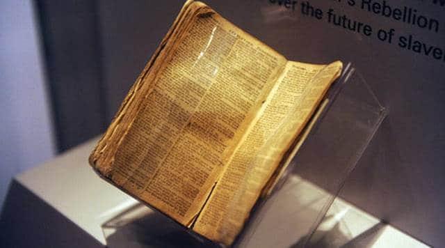 Nat-Turner-Bible