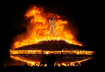 Burning Man organizers