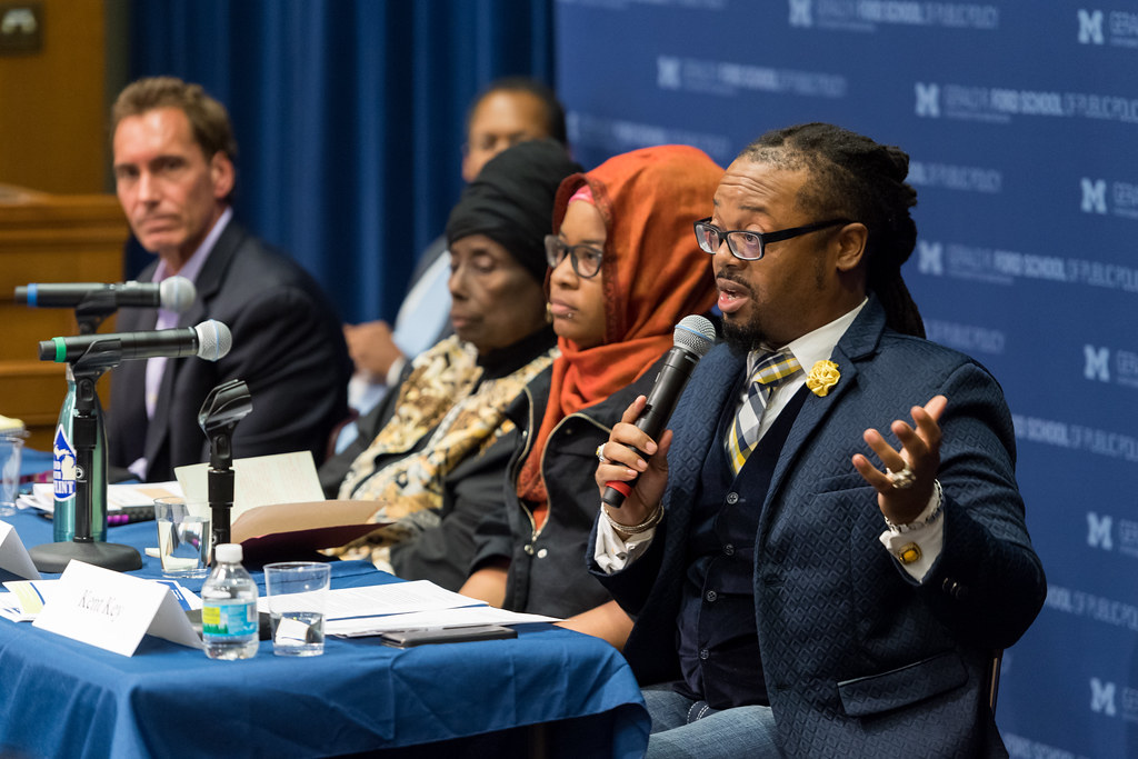 Public Policy and the Ongoing Flint Water Crisis