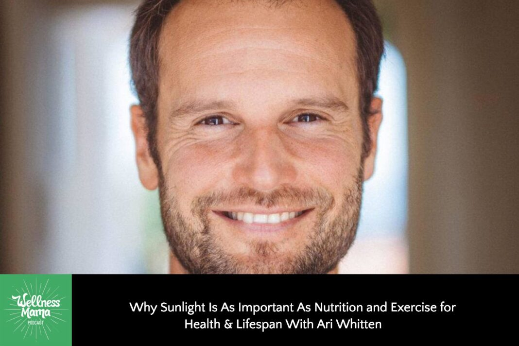 Ari Whitten on Why Sunlight Is As Important as Nutrition