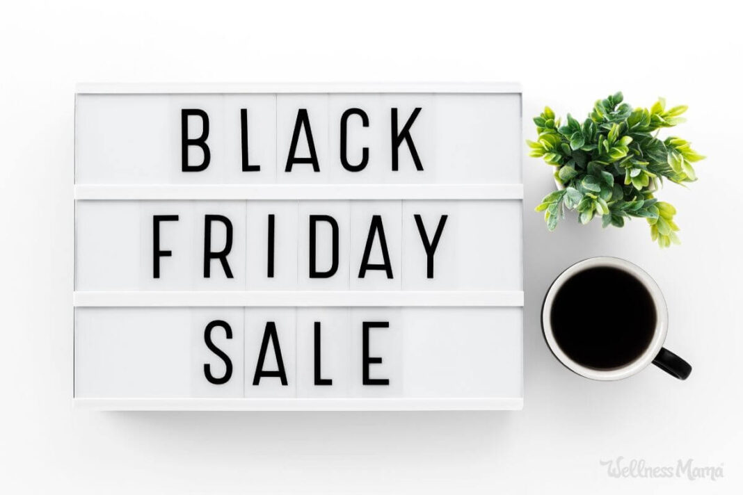 2020 Black Friday Sales & Deals on Natural Products